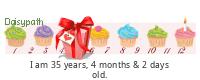 Daisypath Happy Birthday (FMg7)