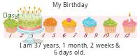 Daisypath Happy Birthday (HptL)
