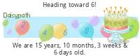 Daisypath Happy Birthday (nHX1)