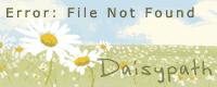 Daisypath okazji urodzin Blok