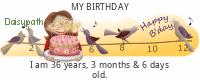 Daisypath Happy Birthday (Blko)